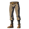 Well-Worn Trousers
