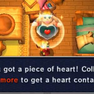 Piece Of Heart Zeldapedia Fandom