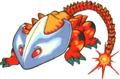 Helmasaur King