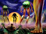 Vier Giganten