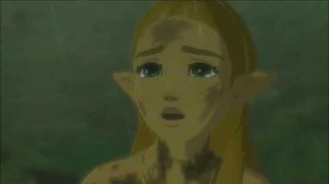 The Legend of Zelda Breath of the Wild - Verzweiflung Erinnerung Cutscene (Nr