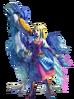 Zelda et Célestrier