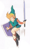 Link Tombe ALTTP