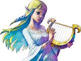 Принцесса Зельда (Princess Zelda)