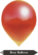 Hyrule Warriors Balloon Rosy Balloon (Render)