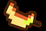 Hyrule Warriors Giant Blade 8-Bit Boomerang (8-bit Giant Blade)