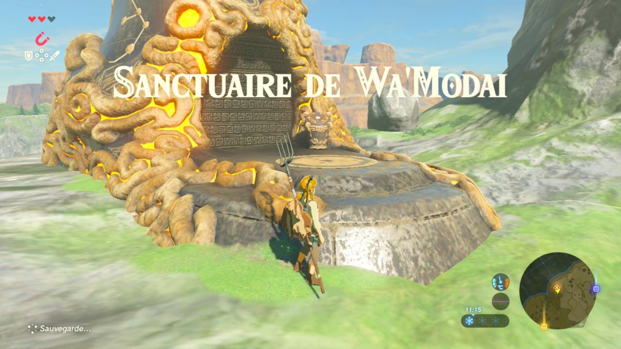Sanctuaire de Wa'Modai