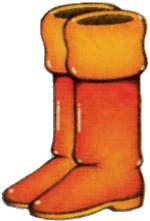 Botas de Pegaso