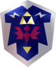 The Hylian Shield from Ocarina of Time