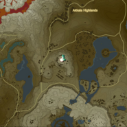 Akkala Citadel Ruins