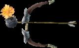 Flecha bomba