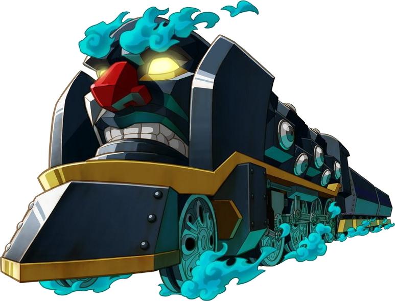 Train Démon