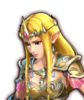 Portrait Zelda HW3