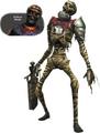 Hyrule Warriors Undead Gibdo & ReDead Knights (Render)