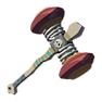 Spring-Loaded Hammer