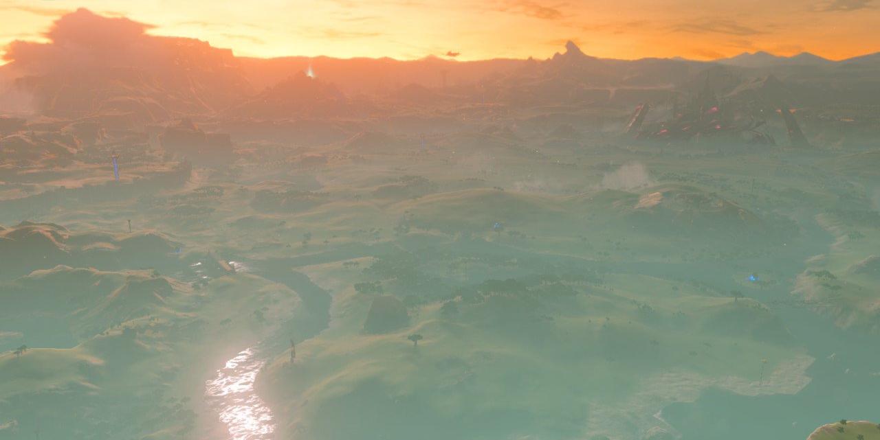 Hyrule Field Zeldapedia Fandom