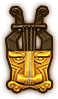 Hyrule Warriors Legends Rito Harp Sacred Harp (Level 1 Rito Harp)
