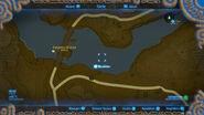 Kakariko-Brücke Karte
