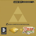 The Legend of Zelda - The Minish Cap & GBA SP Bundle (PAL)