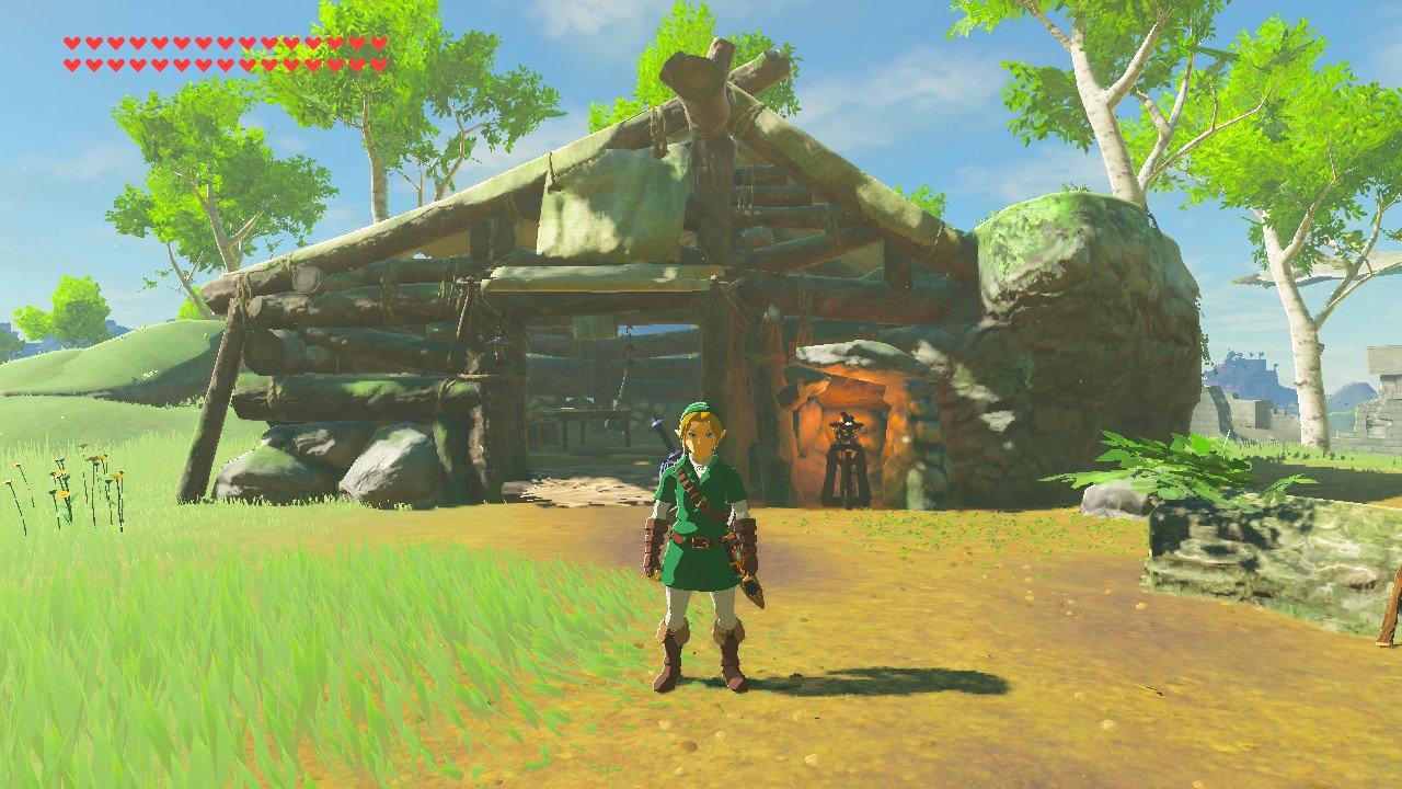 Woodcutter S House Zeldapedia Fandom