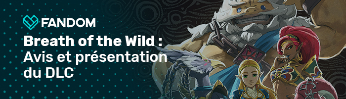 AngelYuko/Breath of the Wild : Avis et présentation du DLC