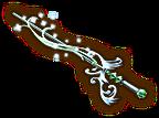 Hyrule Warriors Baton Sacred Baton (Level 2 Baton)