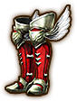 Hyrule Warriors Legends Boots Pegasus Boots (Level 3 Boots)