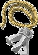 カギ爪ロープ 風のタクト 1