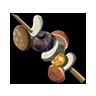 Enduring Mushroom Skewer