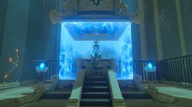 Santuario de Issuk (cámara) BotW