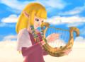 Zelda lyre 3 SS