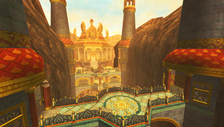 Fire Sanctuary (Skyward Sword)