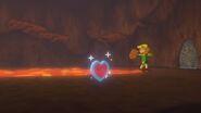 Link frente al Contenedor de Corazón.