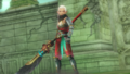 Hyrule Warriors Naginata Victory Cutscene (Level 3 Naginata)