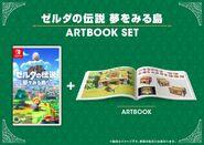 LANS Artbook Set