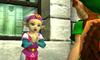 Link et Zelda OoT3D