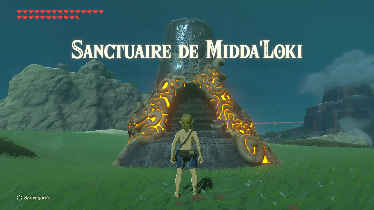 Sanctuaire de Midda'Loki