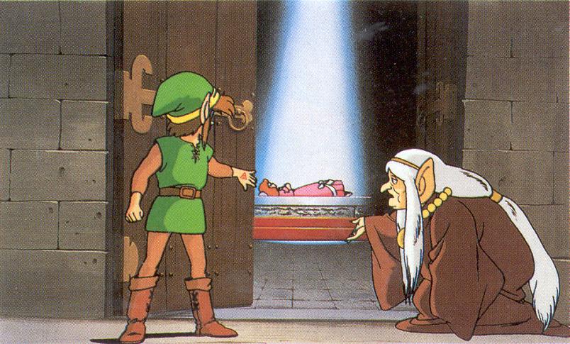 Zelda II: The Adventure of Link/Prologue