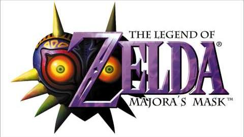 The Legend of Zelda - Majora's Mask - Complete Soundtrack