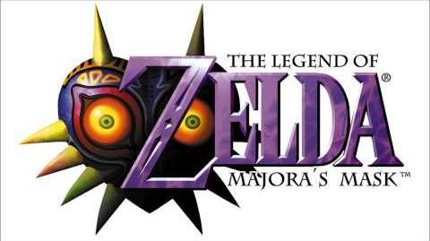 The Legend of Zelda - Majora's Mask - Complete Soundtrack