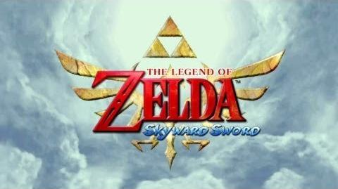 The Legend of Zelda Skyward Sword Movie Complete Cutscene Compilation