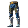 Breath of the Wild Zora Armor Set Zora Greaves (Icon).png