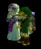 Link Zelda MM