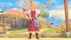 Zelda fachée SS