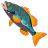 Breath of the Wild Fish (Bass) Hearty Bass (Icon)