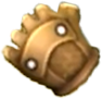 The Power Glove from A Link Between Worlds