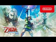 Découvrez The Legend of Zelda- Skyward Sword HD (Nintendo Switch)