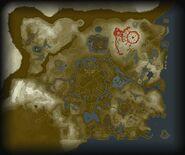 Mapa de Hyrule BotW