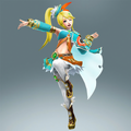Hyrule Warriors Lana Standard Outfit (Master Wind Waker - Aryll Recolor)