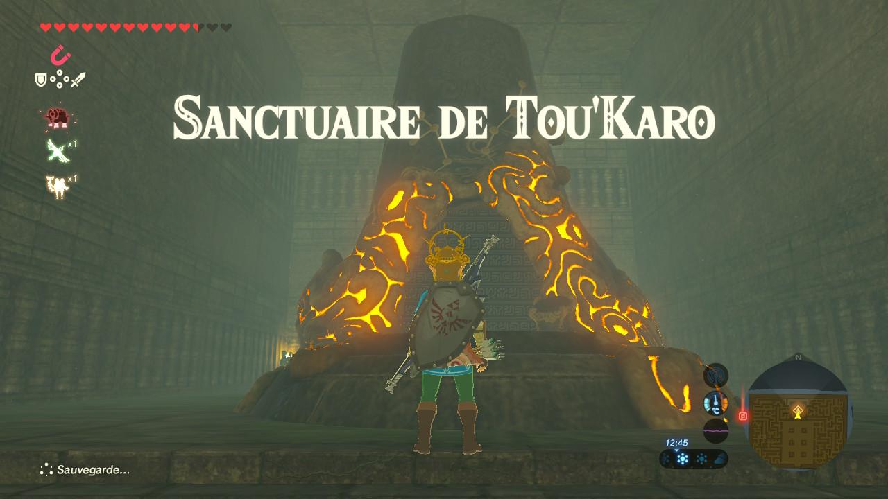 Sanctuaire de Tou'Karo